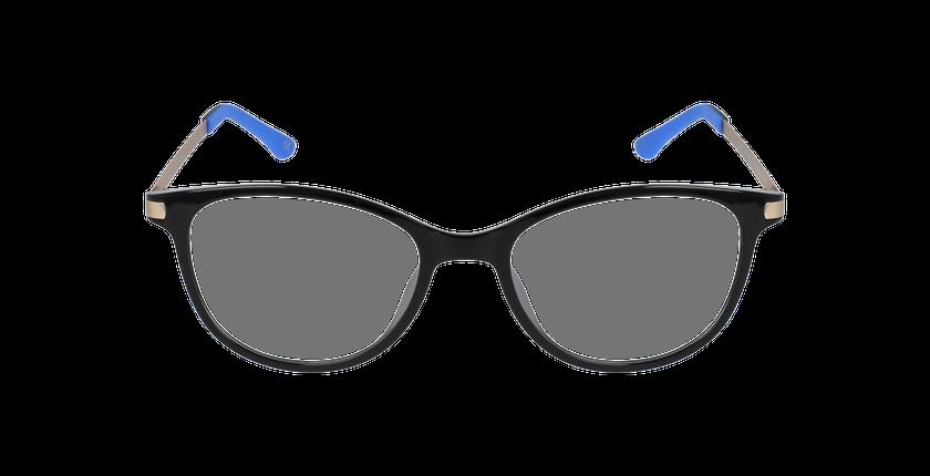Gafas graduadas mujer MAGIC 21 negro - vista de frente