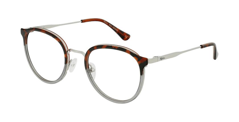 Gafas graduadas INDIANA carey/gris - vue de 3/4