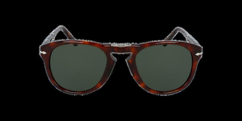 Gafas de sol hombre 0PO0714 marrónvista de frente