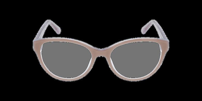 Gafas graduadas mujer OAF20521 marrónvista de frente