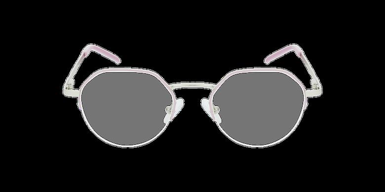 Gafas graduadas mujer LAM rosa/dorado