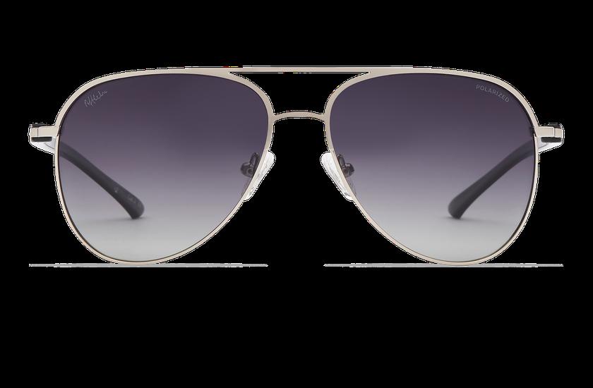 Gafas de sol MIAMO POLARIZED plateado/negro - danio.store.product.image_view_face