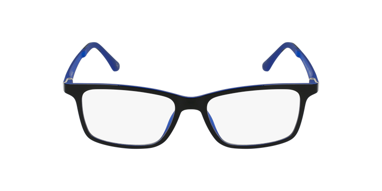 Gafas graduadas hombre MAGIC 32 BLUE BLOCK negro/azulvista de frente