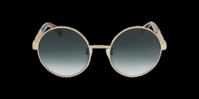 Gafas de sol mujer STO405 doradovista de frente