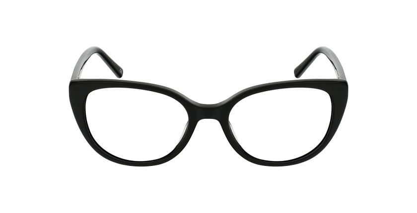 Gafas graduadas mujer OAF21621 negro - vista de frente