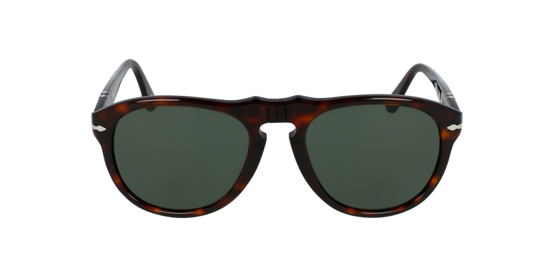 Gafas de sol hombre 0PO0649 marrónvista de frente