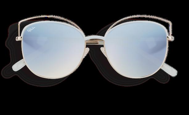 Gafas de sol mujer BETTY azul/dorado - danio.store.product.image_view_face
