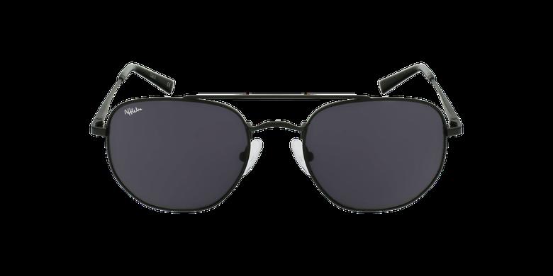 Gafas de sol STAN negrovista de frente