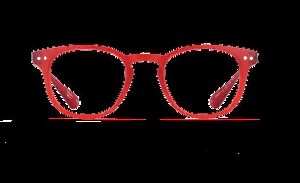 Gafas graduadas BLUE BLOCK UNISEX rojo - danio.store.product.image_view_face