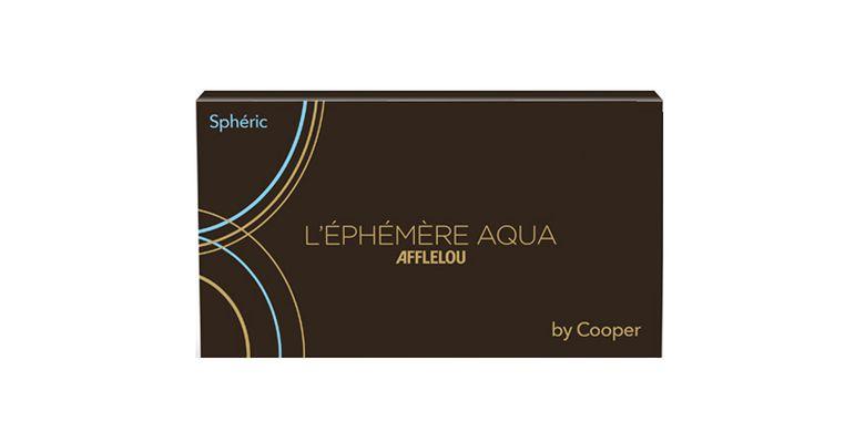 Lentillas L'EPHEMERE AQUA 6L