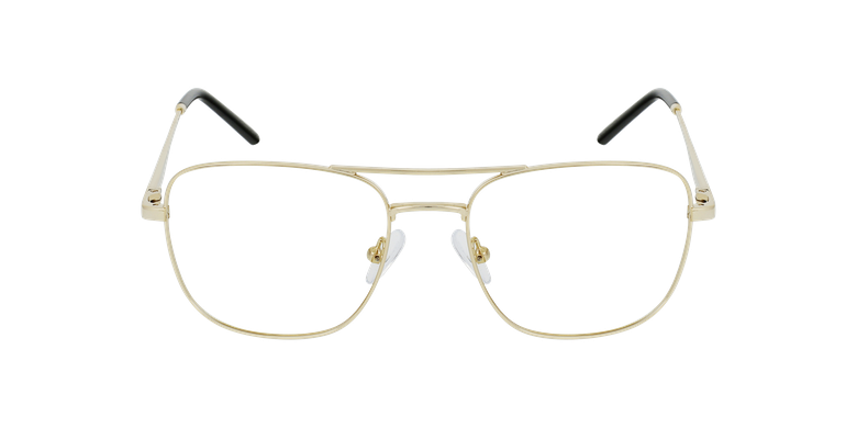 Gafas graduadas hombre WALTER dorado