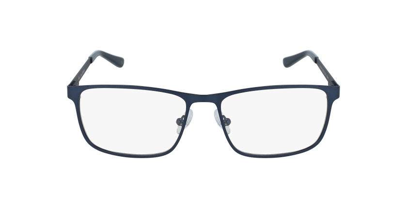 Gafas graduadas hombre GERMAIN azul - vista de frente