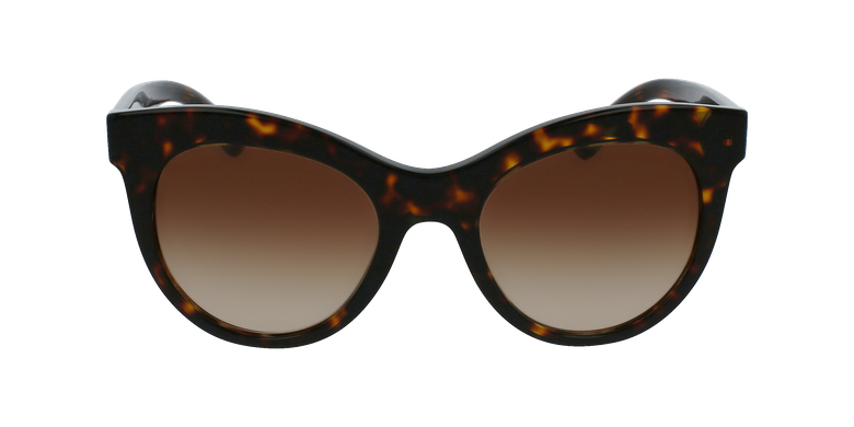 Gafas de sol mujer 0DG4311 marrónvista de frente