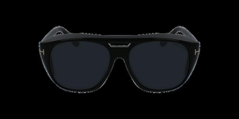 Gafas de sol hombre FENDER negrovista de frente
