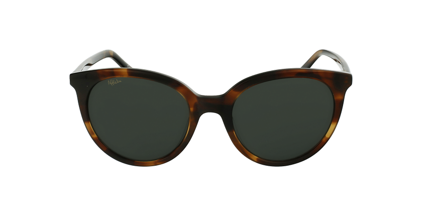 Gafas de sol mujer ENORA carey - vista de frente