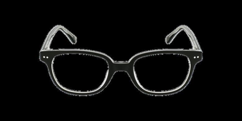 Gafas graduadas niños MARCEL negrovista de frente