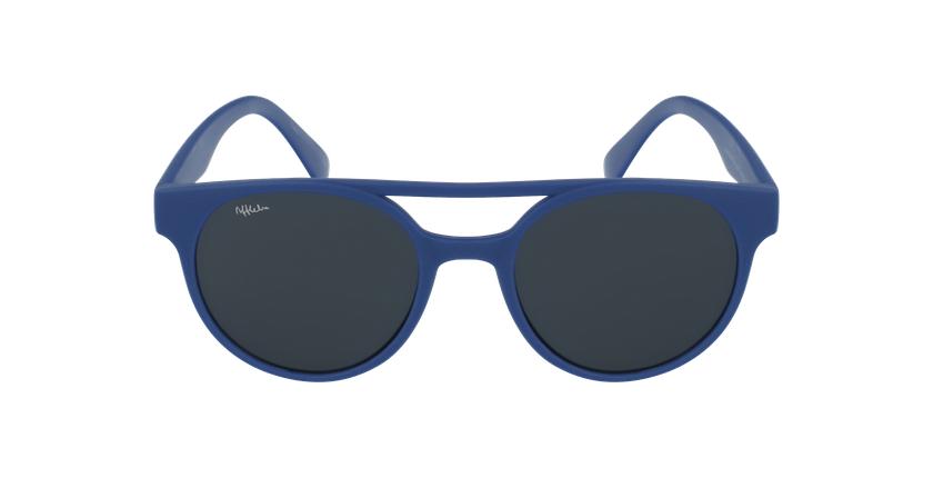 Gafas de sol niños MANACOR - NIÑOS azul - vista de frente