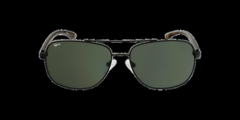Gafas de sol hombre CRUZ negro/careyvista de frente