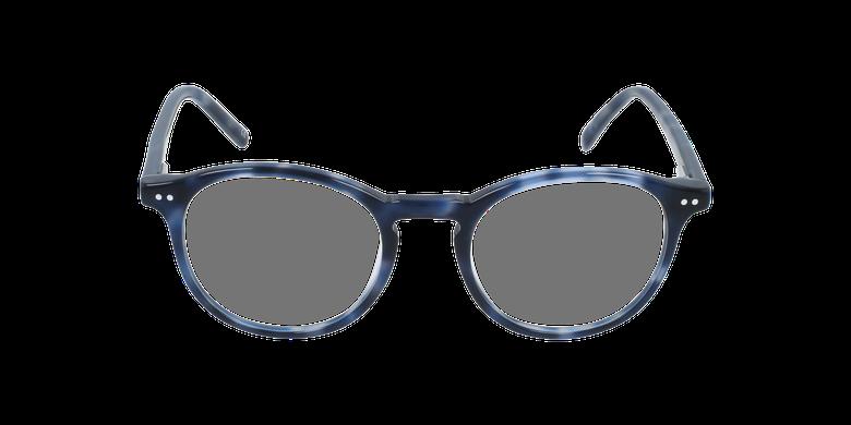 Gafas graduadas niños MAE azulvista de frente