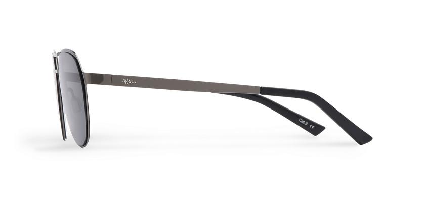 Gafas de sol hombre DAYTONA gris - vista de lado