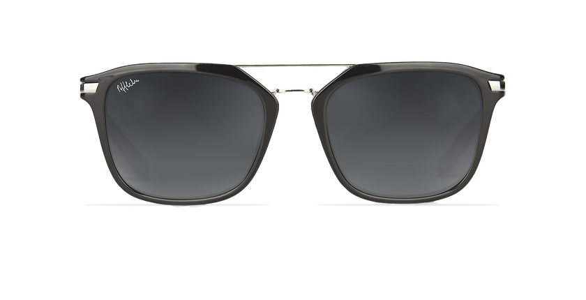 Gafas de sol hombre BELMIRO negro - vista de frente