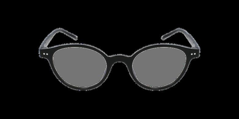 Gafas graduadas mujer MAGIC 49 BLUEBLOCK negrovista de frente