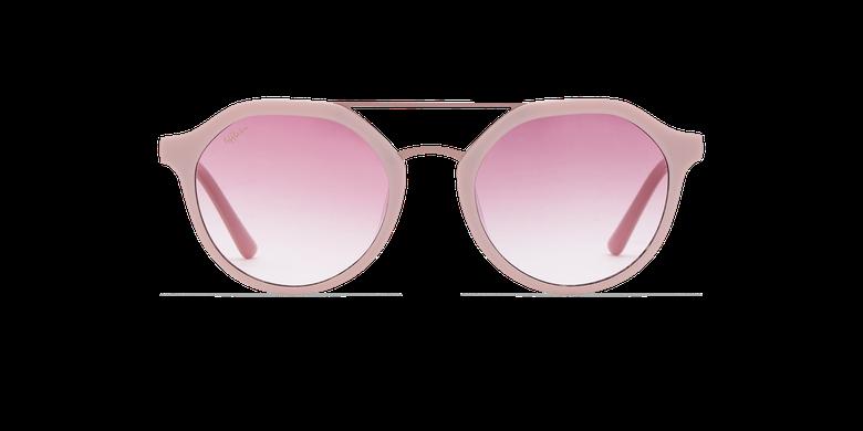 Gafas de sol mujer KYLIE rosavista de frente
