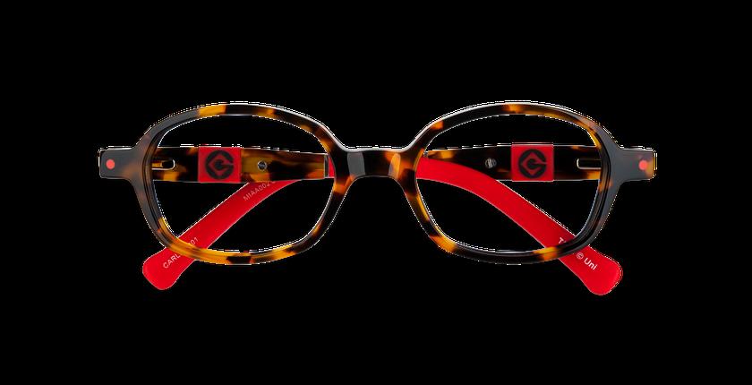 Gafas graduadas niños CARL2 carey - vista de frente