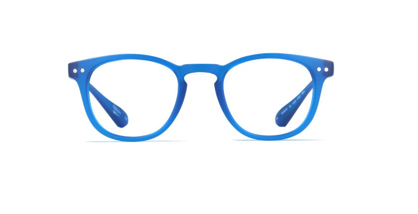 Gafas graduadas BLUE BLOCK UNISEX azul - vista de frente