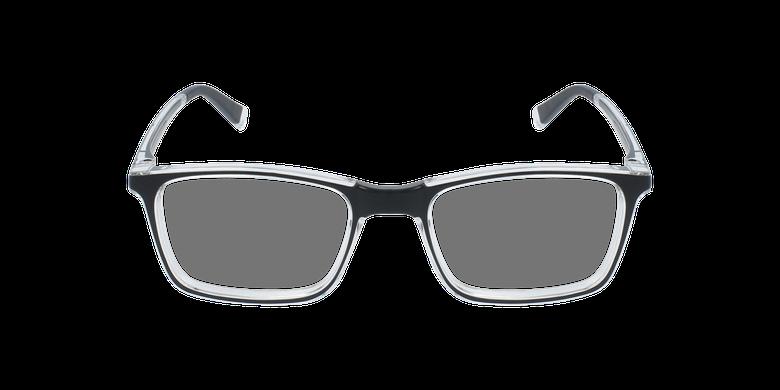 Gafas graduadas niños RFOC1 negrovista de frente