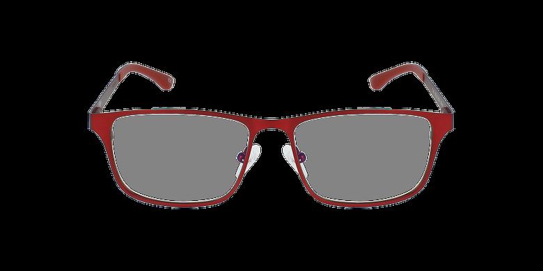 Gafas graduadas hombre MAGIC 41 BLUEBLOCK rojovista de frente