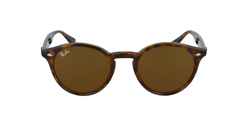 Gafas de sol 0RB2180 marrón - vista de frente