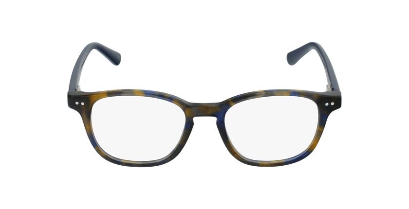 Gafas graduadas niños SANDRO carey/azul - vista de frente