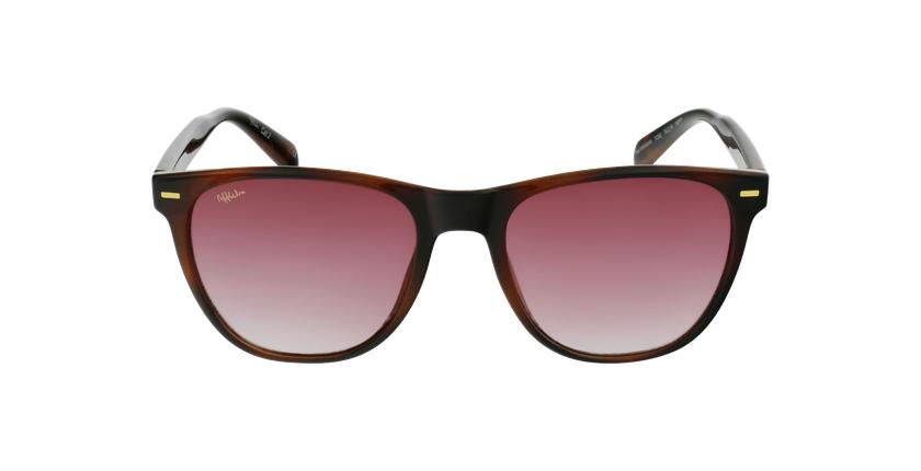 Gafas de sol MIRAMAR carey/marrón - vista de frente