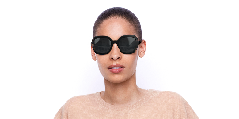 Gafas de sol mujer 0PR 16US amarillo/gris
