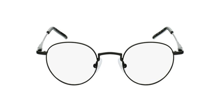 Gafas graduadas CLEO negro - vista de frente