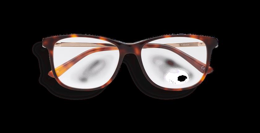 Gafas graduadas mujer ELOISA carey - vista de frente