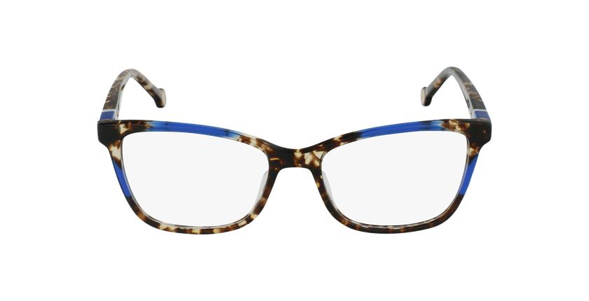 Gafas graduadas mujer VHE856V azul/carey - vista de frente