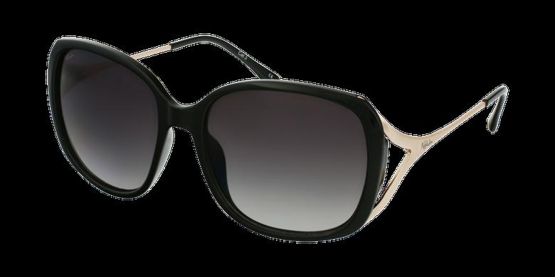 Gafas de sol mujer ROSALES negro/dorado