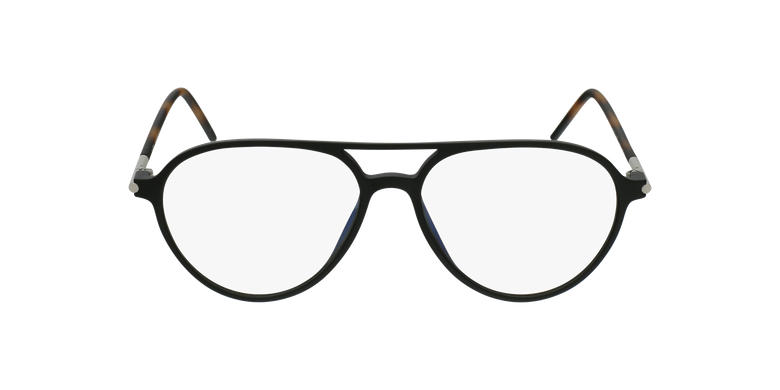 Gafas graduadas MAGIC 75 negro/careyvista de frente