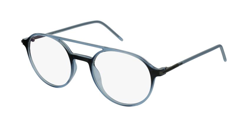 Gafas graduadas MAGIC 74 azul - vue de 3/4