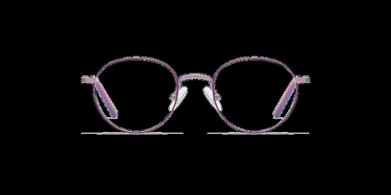 Gafas graduadas niños DOM morado/rosa