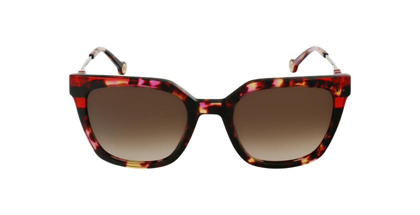 Gafas de sol mujer SHE864 marrón/rosa - vista de frente