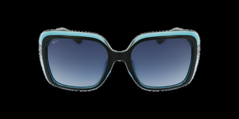 Gafas de sol mujer CASTALLA negro/verde