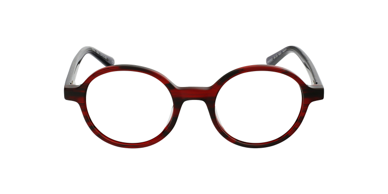 Gafas graduadas mujer OAF21619 rojo