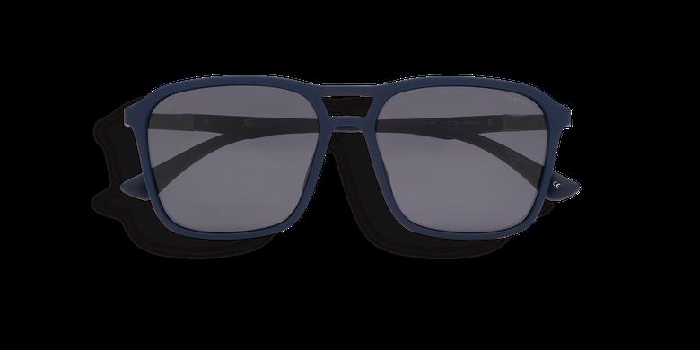596a8d3ec9c82 Gafas de sol hombre TAVERIO POLARIZED azul ...