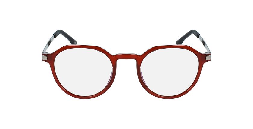 Gafas graduadas mujer MAGIC 39 BLUEBLOCK rojo - vista de frente