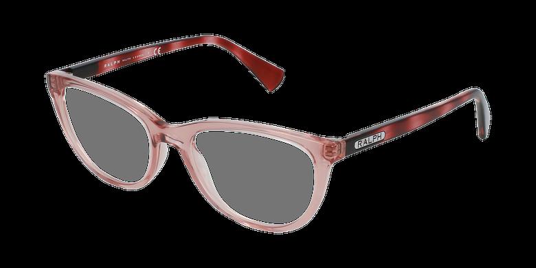 Gafas graduadas mujer RA7111 rosa/carey
