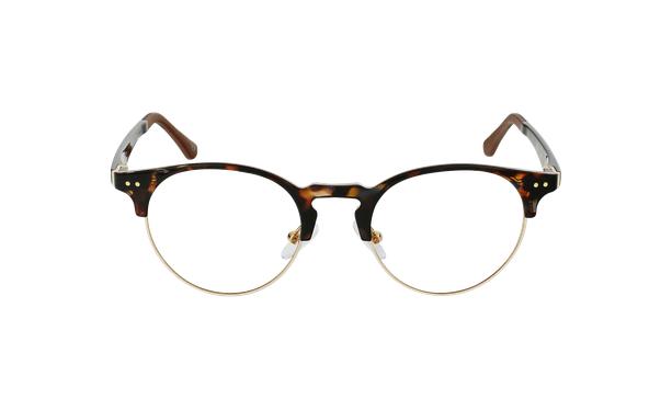 Gafas graduadas TMG93 carey/dorado - vista de frente