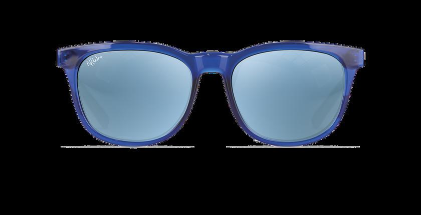 Gafas de sol hombre CAMBARI azul/azul - vista de frente